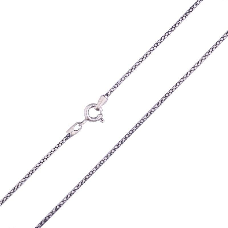 S925 Einfache Silberne Halskette