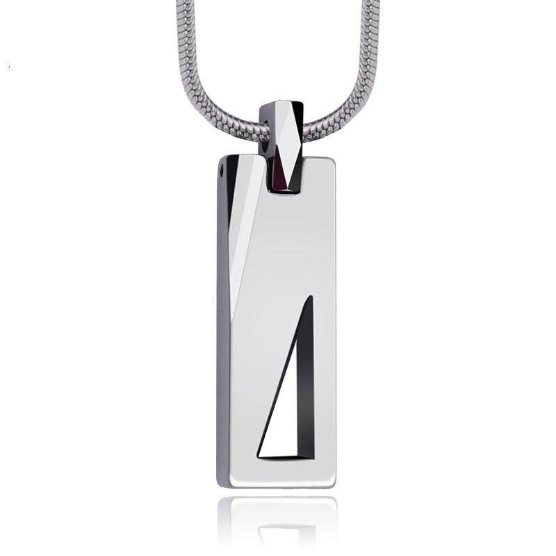 Wolfram Herren Personalisierte Halsketten